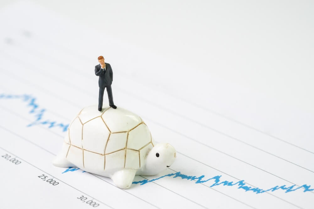 Be a Smart Investor in a Gambler's Stock Market
