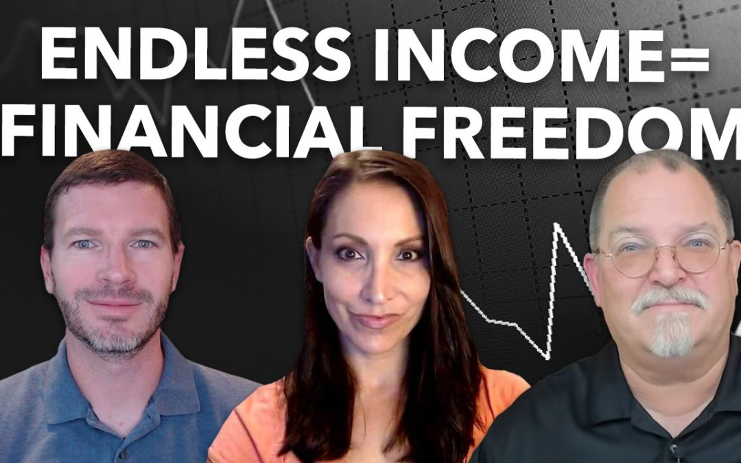 The Surest Path to Financial Freedom — Endless Income (And Where to Find It)