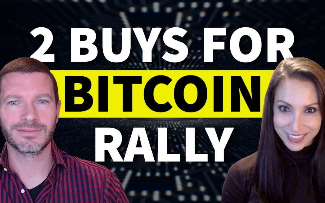 2 Investments Set to Follow Bitcoin's Epic Rally