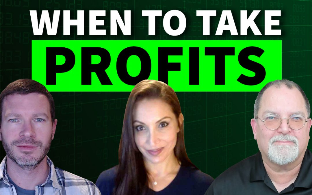 When to Take Profits on Bauman Daily Picks