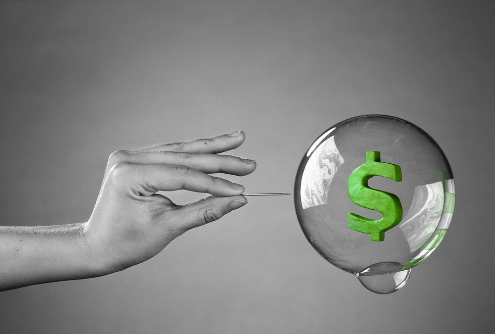 3 Signs We're in a Bubble … and 4 Potential Pins That Could Pop It