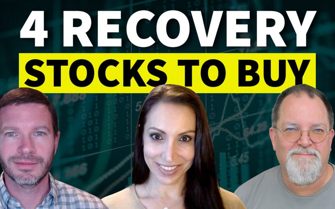 4 Stocks to Profit from Tech AND the Recovery
